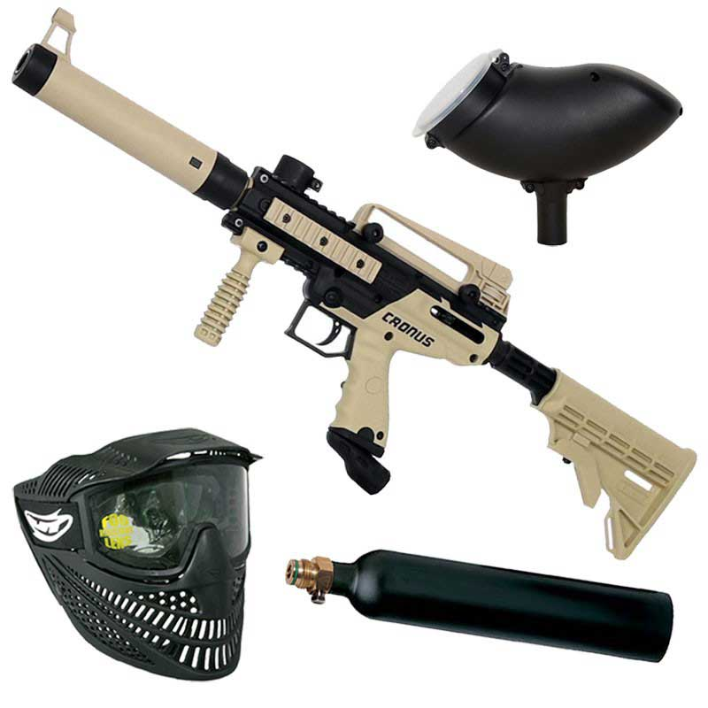 Pack Tippmann Cronus Tactical Semiautom�tica Co2