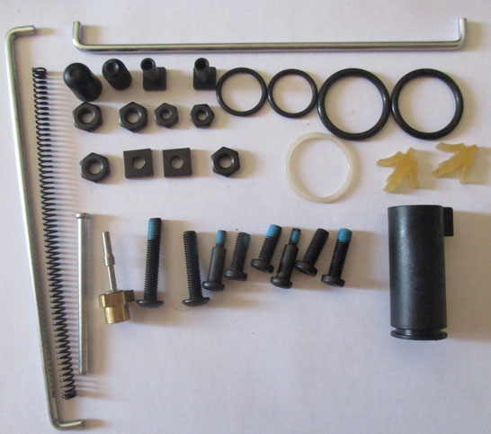 Valken SW-1 Player Parts Kit